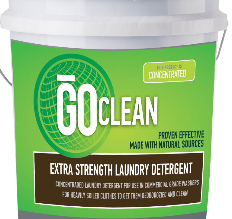 Extra Strength Laundry Detergent 171 Go Commercial Products