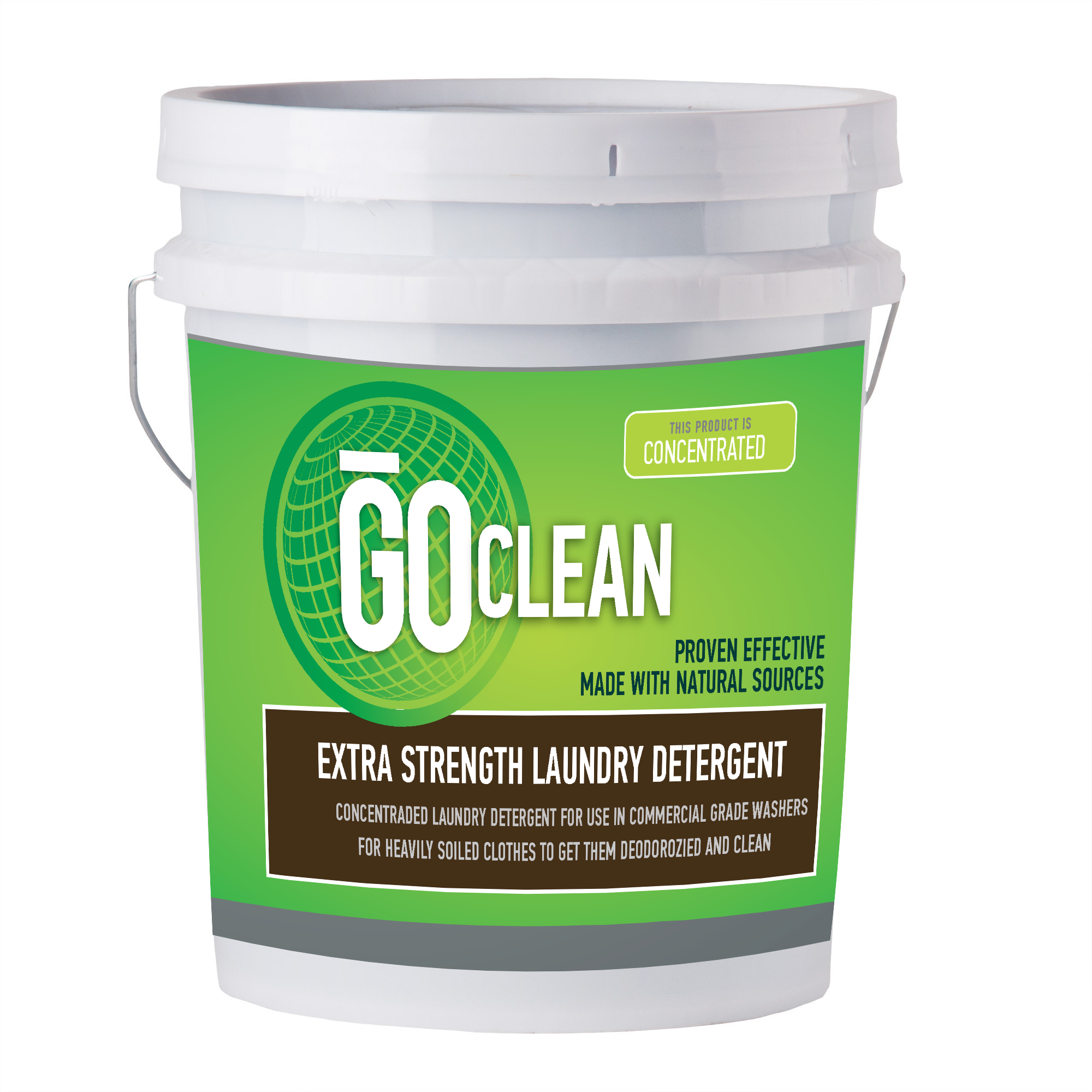 Commercial Strength Laundry Detergent: Extra Strength Laundry Detergent « Go Commercial Products