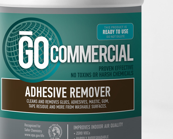 Adhesive Remover 171 Go Commercial Products